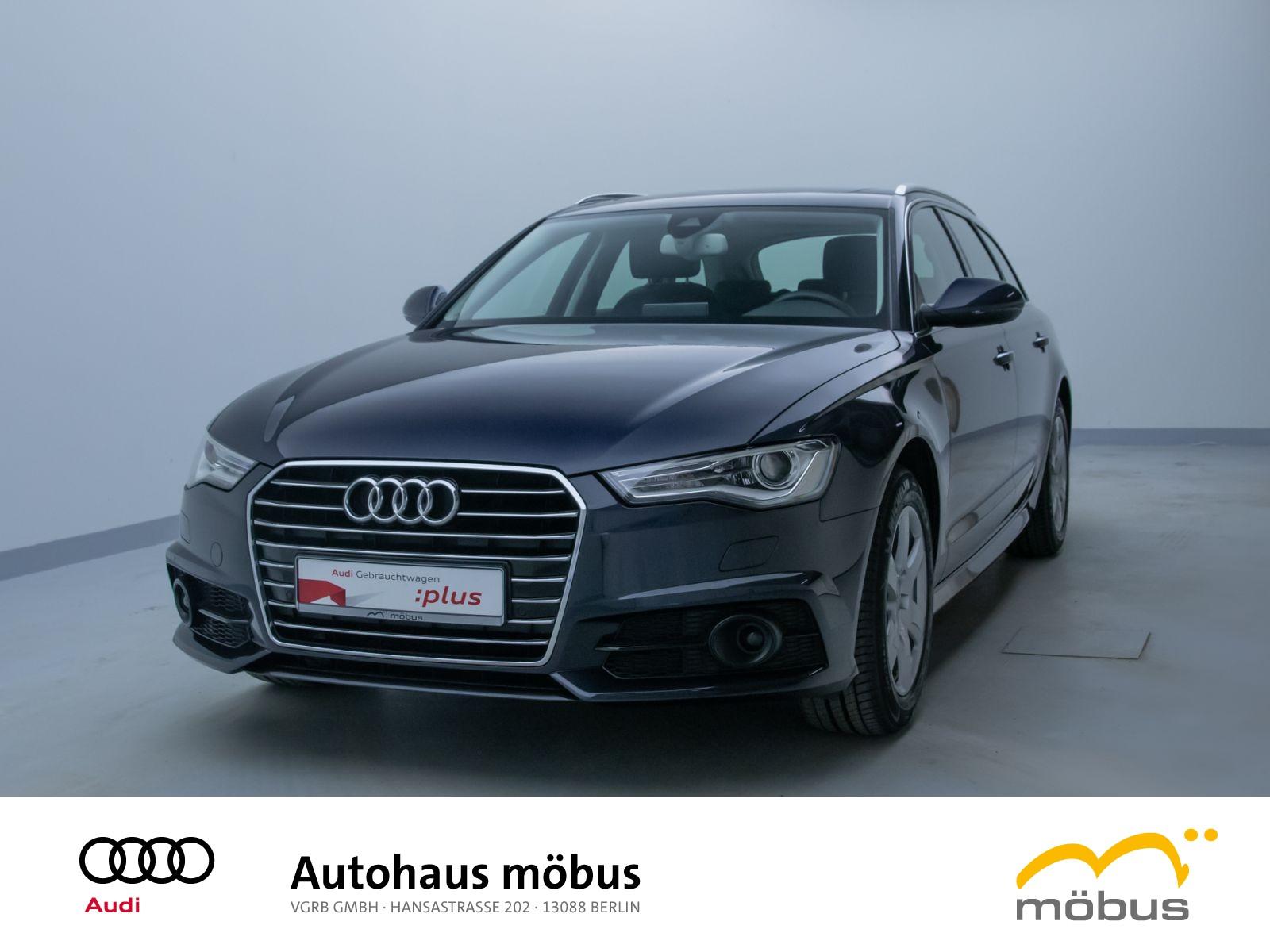Audi A6 Avant 2.0 TDI S-TRO*STDHZ*PANO*ACC*NAV*BOSE, Jahr 2018, Diesel