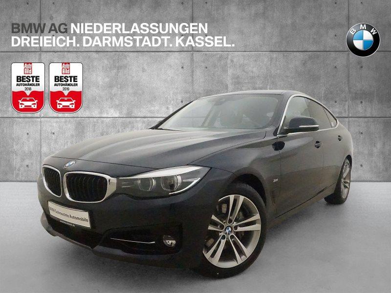 BMW 335d xDrive Gran Turismo Sport Line HiFi RTTI, Jahr 2017, Diesel