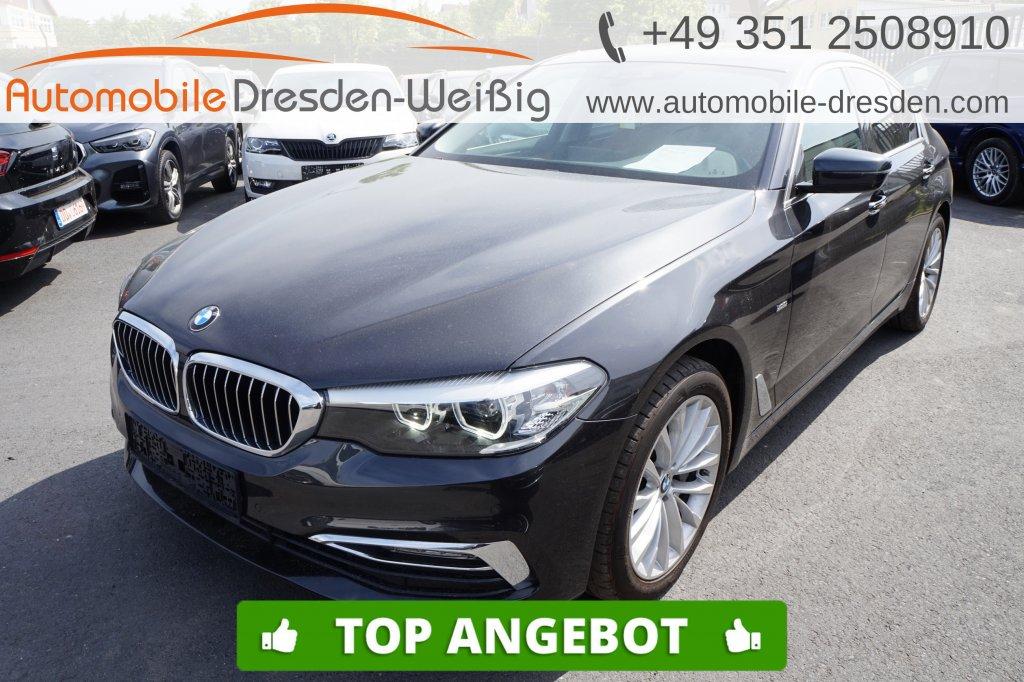 BMW 525 d Luxury Line*Navi Prof*H&K*Kamera*Leder*LED, Jahr 2017, Diesel