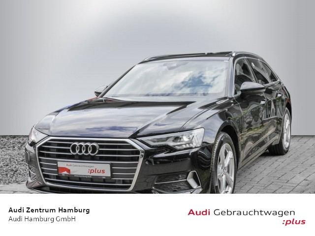 Audi A6 Avant 40 TDI sport S tronic PANO NAVI LED, Jahr 2019, Diesel