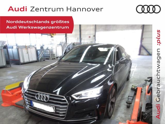 Audi A5 Sportback 3.0 TDI qu. design+HuD+Standh.+Matrix+Pano+ACC+B&O, Jahr 2017, Diesel