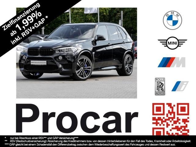 BMW X5 M Navi Prof. M Drivers Package Panorama TV, Jahr 2016, Benzin