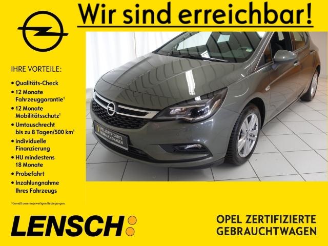 Opel Astra K 1.4 5T Dynamic AUTOMATIK+NAVI+PDC+SITZHZ, Jahr 2019, Benzin