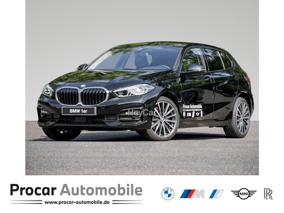 BMW 120d xDrive Sport Line Auto. Leder Navi LED, Jahr 2020, Diesel