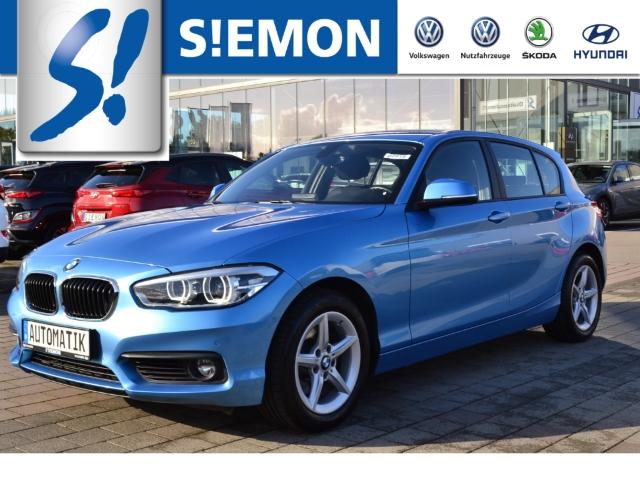 BMW 120 d Advantage Navi LED SHZ PDC v+h Multif.Lenkrad, Jahr 2017, Diesel