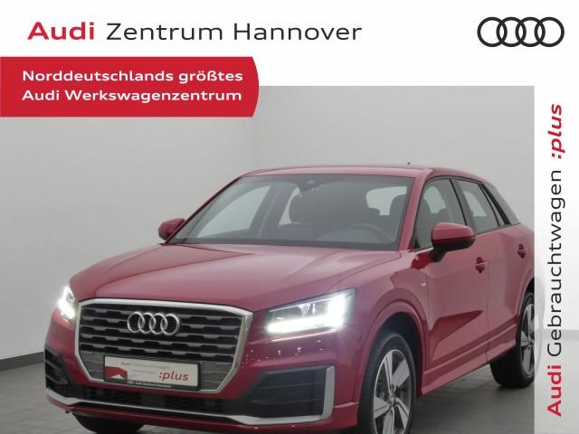 Audi Q2 1.4 TFSI sport, HUD, ACC, virtual, LED, Navi, Jahr 2016, Benzin