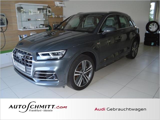 Audi Q5 3.0 TDI quattro S-line Navi LED Bluetooth Klima, Jahr 2018, Diesel