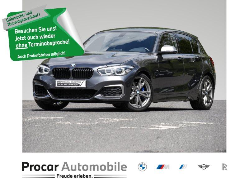 BMW M140i 50 JAHRE BMW BANK AKTION AB 0,15% FINANZIERUNG!!, Jahr 2016, Benzin