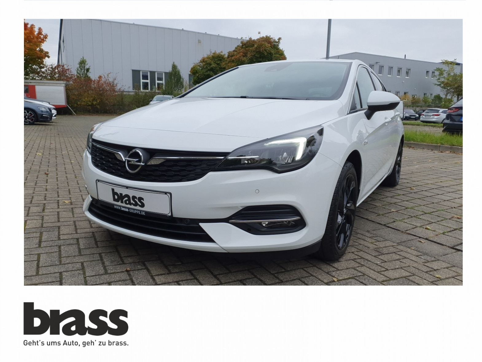 Opel Astra K 1.2 Turbo Elegance (EURO 6d), Jahr 2020, Benzin