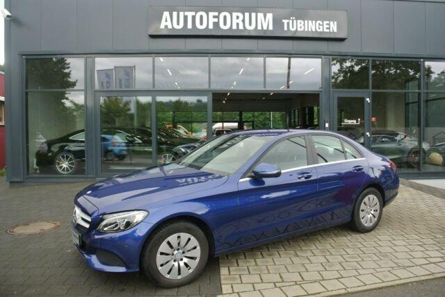 Mercedes-Benz C 220 d *NAVI*LM-Räder*PTS*Alarm*, Jahr 2015, Diesel