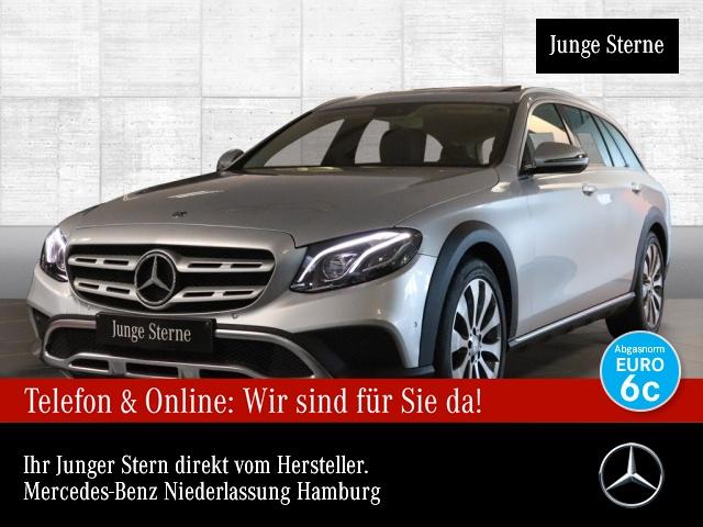 Mercedes-Benz E 220 d 4M All-Terrain AHK Widescreen Multibeam, Jahr 2018, Diesel