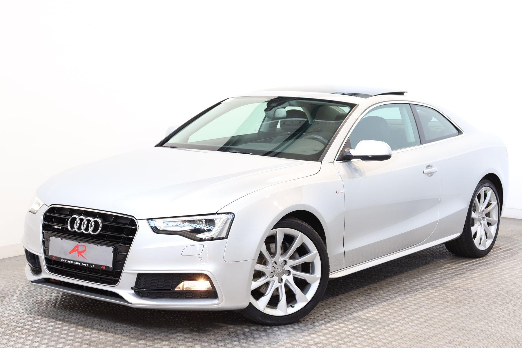 Audi A5 Coupe 3.0 TDI qu S LINE ACC,PANO,MEMORY,1.HD, Jahr 2013, Diesel