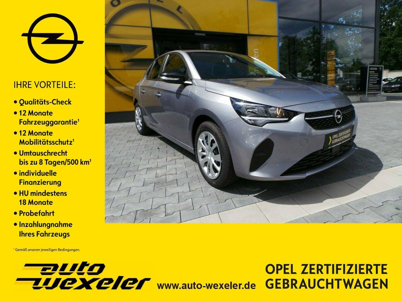Opel Corsa F-e Edition,PDC,DAB+,Standheizung, Jahr 2021, Elektro