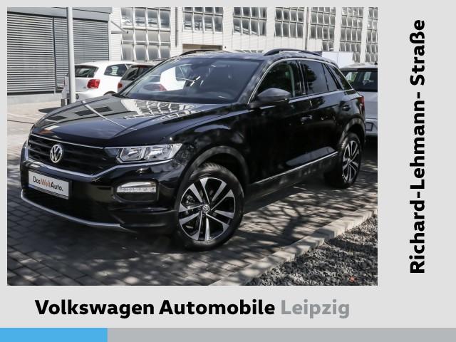 """Volkswagen T-Roc """"IQ.Drive"""" 1.5 TSI *Navi*Lane Assist*, Jahr 2019, petrol"""