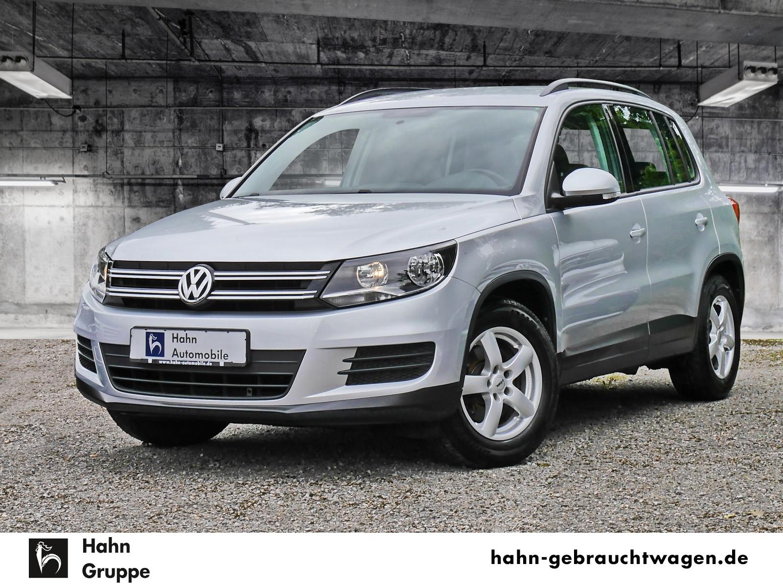 "Volkswagen Tiguan Trend&Fun 1.4TSI Klima Radio ""RCD 310"" Start-Stopp, Jahr 2013, petrol"