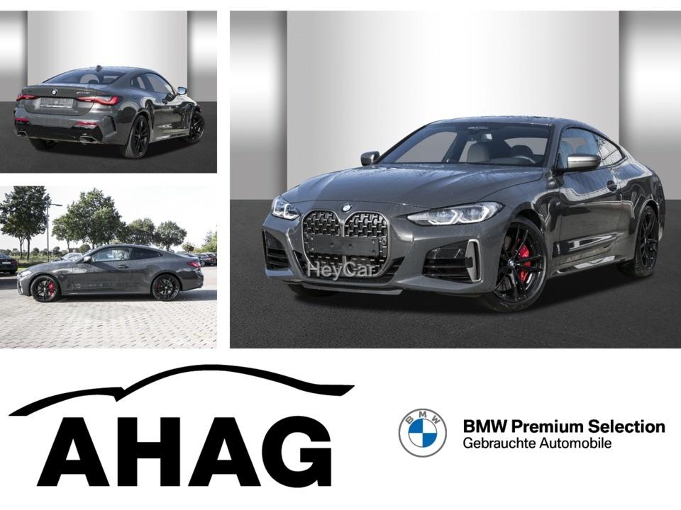 BMW M440i xDrive Coupe 19''Zoll Laser Harman M-Techni, Jahr 2020, Benzin