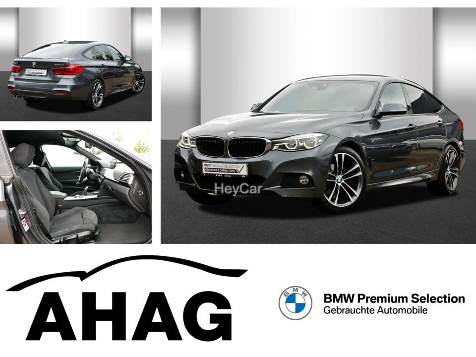 BMW 320 Gran Turismo GT M Sportpaket*Innovationspaket*, Jahr 2017, Diesel