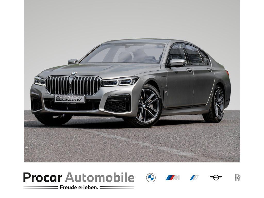 BMW 745 finanzieren