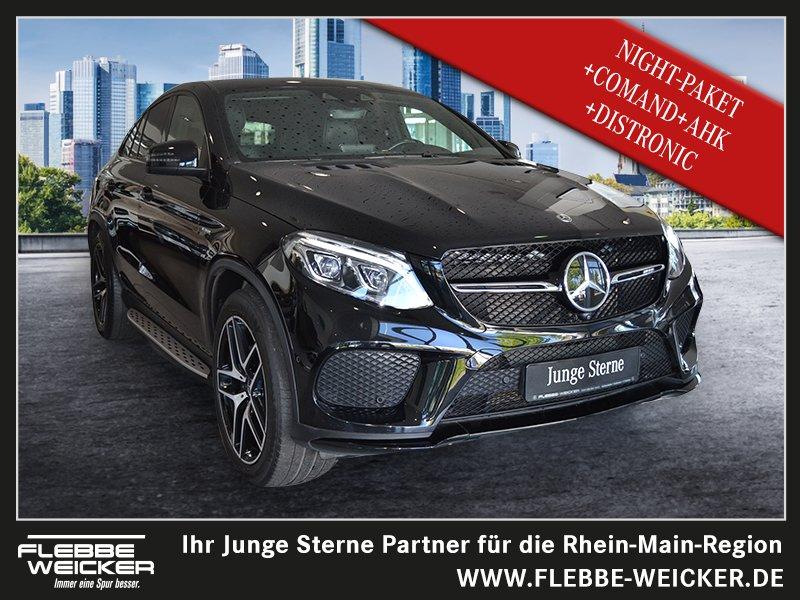 Mercedes-Benz GLE 450 AMG Coupe AMG 43 4Matic, Jahr 2017, Benzin
