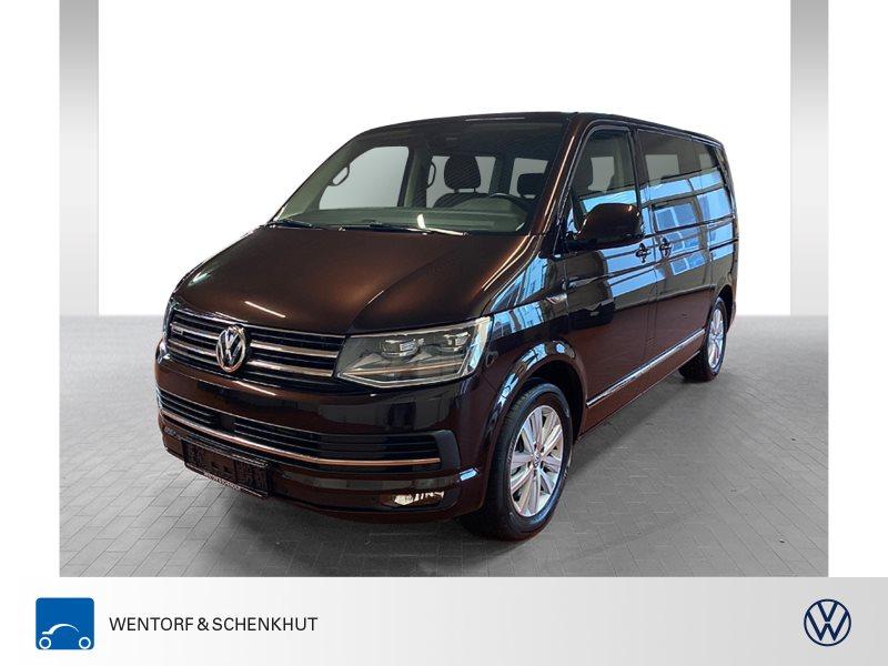 Volkswagen Multivan 2.0 TDI 4Motion Highline Navi Standheizung ACC AHK LED, Jahr 2017, Diesel