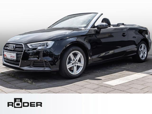 Audi A3 Cabriolet 1.4 TFSI Navi Xenon VC Klima Sitzhzg., Jahr 2017, Benzin
