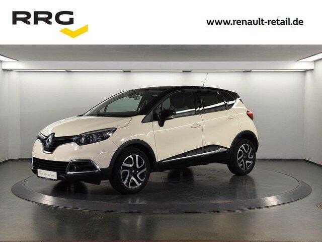 Renault CAPTUR LUXE dCi 90, Jahr 2015, Diesel