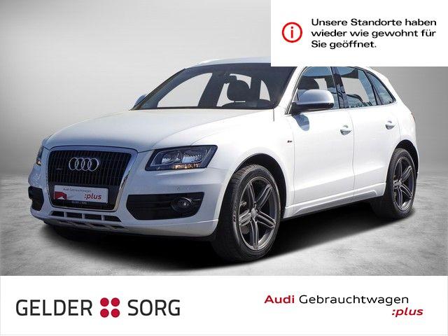 Audi Q5 2.0 TDI S line AHK*Einparkhilfe*Sitzheizung, Jahr 2012, Diesel