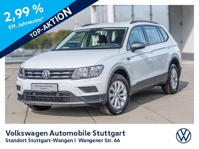 Volkswagen Tiguan Allspace Trendline 2.0 TDI Navi SHZ PDC, Jahr 2018, Diesel