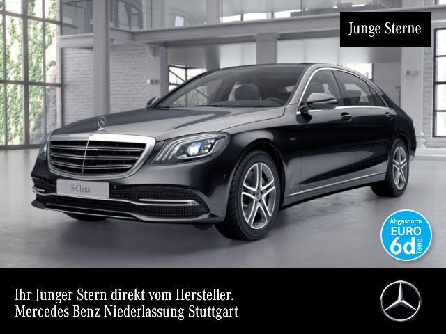 Mercedes-Benz S 560 e L Fondent FirstClass Pano Multibeam Distr., Jahr 2019, Benzin