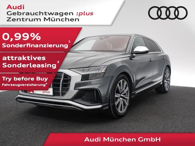 Audi SQ8 TDI tiptr. StdHzg/HD-Matrix/Allradlenkung/ACC/B&O, Jahr 2019, Diesel