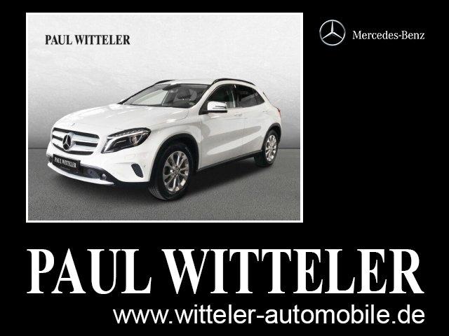 Mercedes-Benz GLA 200 Sport Utility Vehicle Style/Klima/Sitzhz, Jahr 2014, Benzin