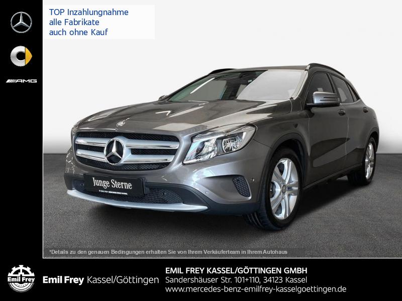 Mercedes-Benz GLA 180 d 7G Style+Navi+EasyPack+Park+Kam+SmartInt, Jahr 2016, Diesel