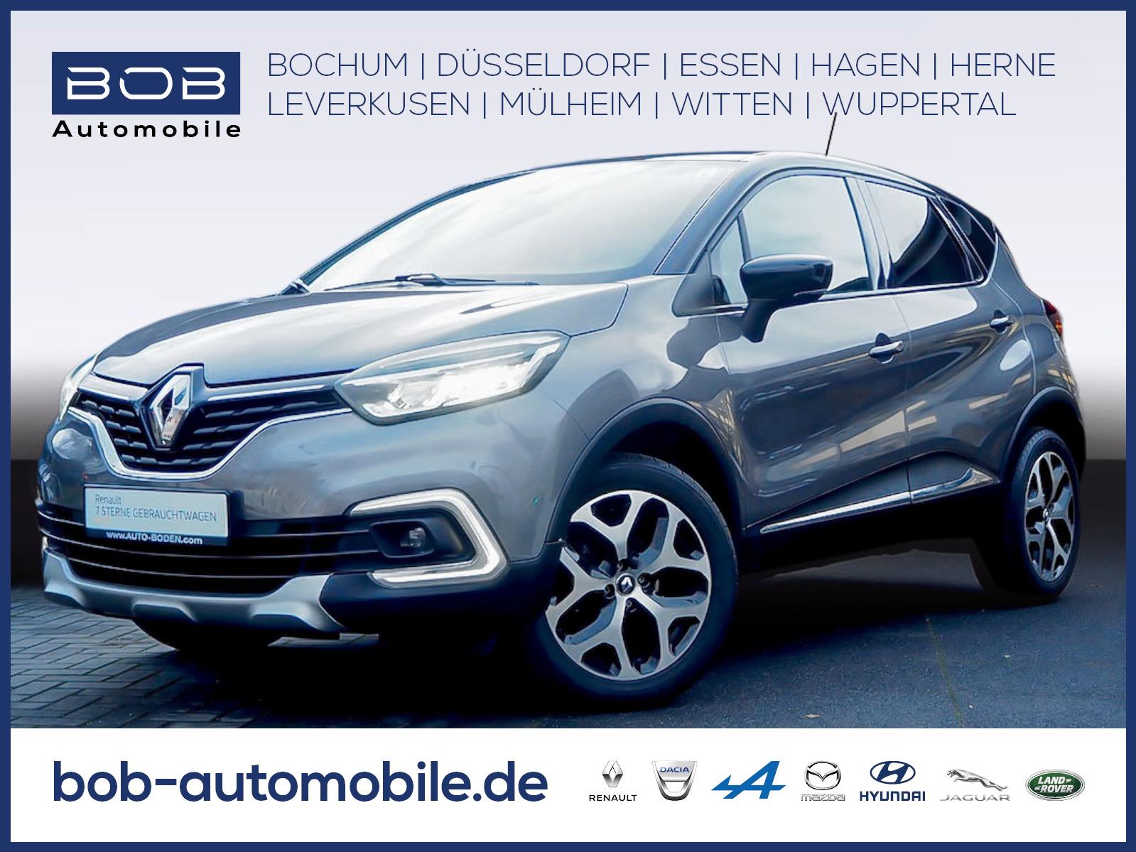 Renault Captur TCe 90 Intens NAVI SHZ PDC, Jahr 2017, Benzin