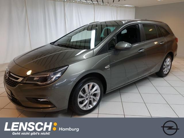 Opel Astra ST 120 Jahre 1.4 NAVI+PDC+KLIMAAUT+AGR+SHZ, Jahr 2019, Benzin