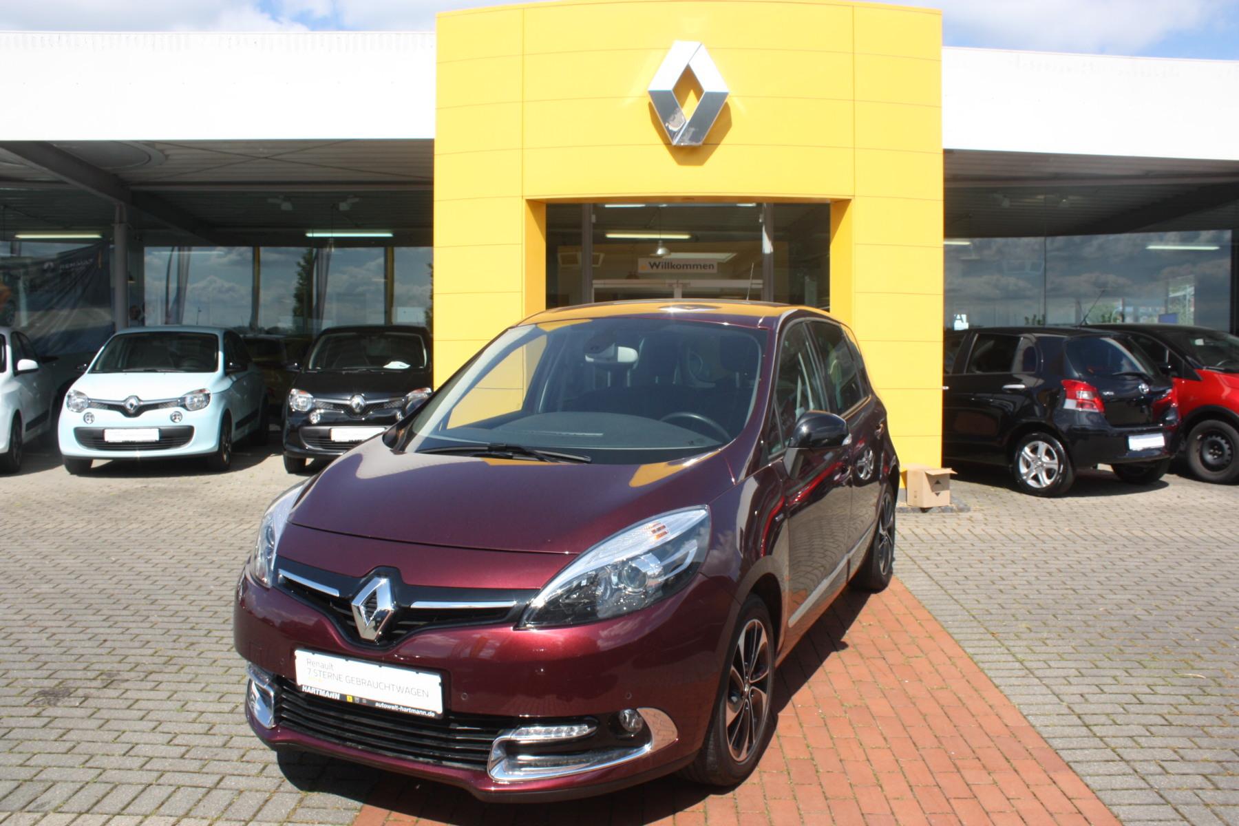 Renault Scenic Bose Edition ENERGY dCi 130 St, Jahr 2015, Diesel