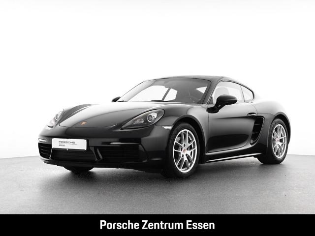 Porsche Cayman 718 / Apple CarPlay Park Distance Control vo.&hi. Rückfahrkamera Elektr. Aussenspiegel, Jahr 2018, Benzin