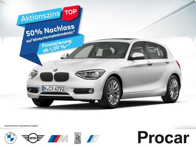 BMW 120d Automatik Navi Xenon Schiebedach, Jahr 2013, Diesel