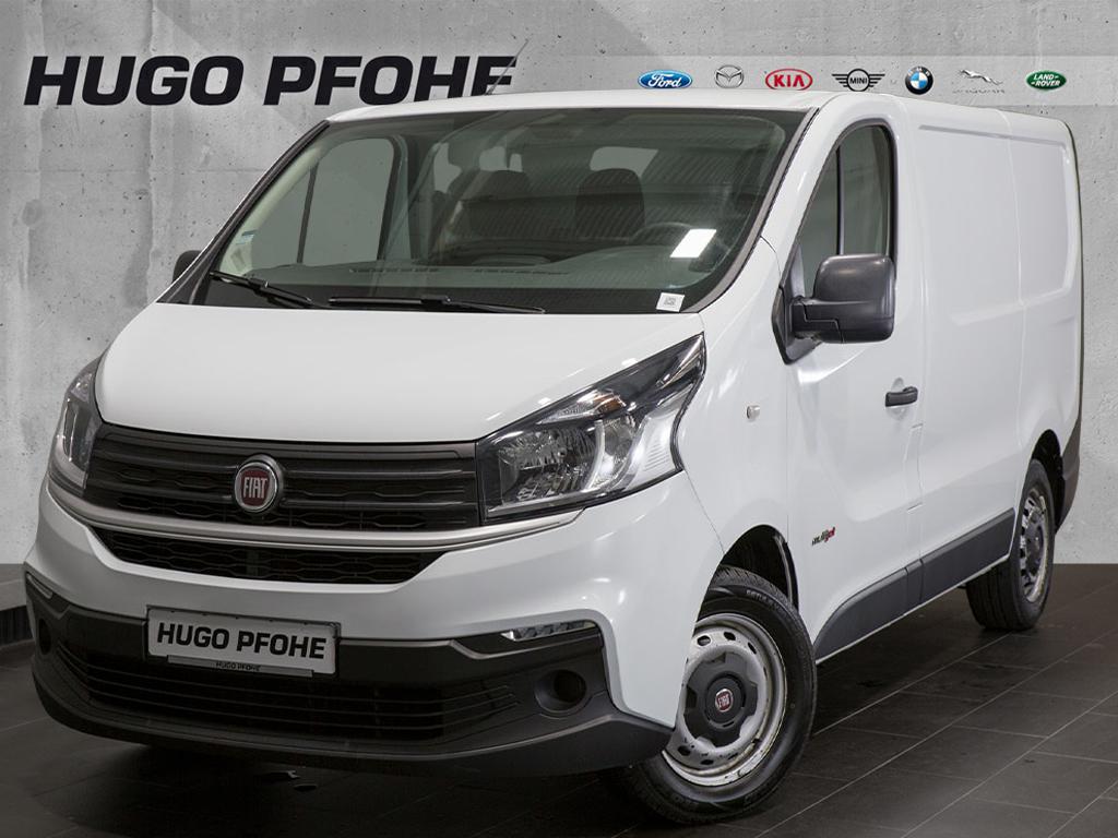 Fiat Talento L1H1 LKW Basis Kombi / Transporter. 70 k, Jahr 2017, Diesel
