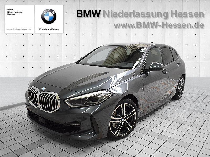 BMW 118i M Sport HiFi LED Fl.Ass. Tempomat Shz, Jahr 2020, Benzin