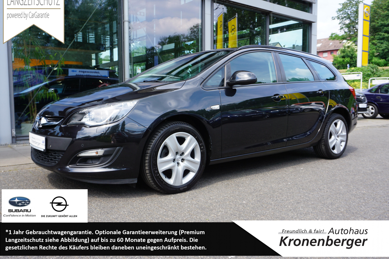 Opel Astra ST 1.4 Energy Tempomat Xnenon, Jahr 2014, Benzin