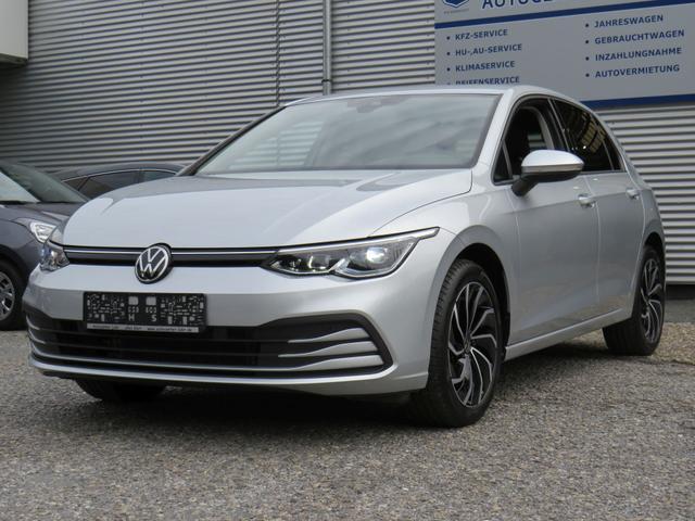 Volkswagen Golf Life 1.5 TSI EVO LEDPlus*NaviDiscover*Wi..., Jahr 2020, Benzin