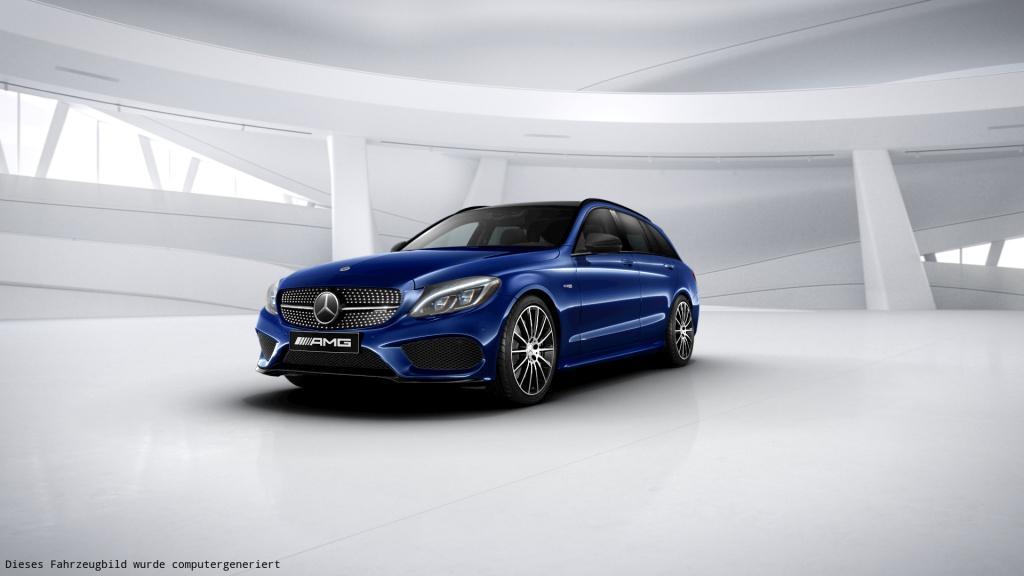 Mercedes-Benz AMG C 43 4MATIC T-Modell Comand/Distronic, Jahr 2017, Benzin