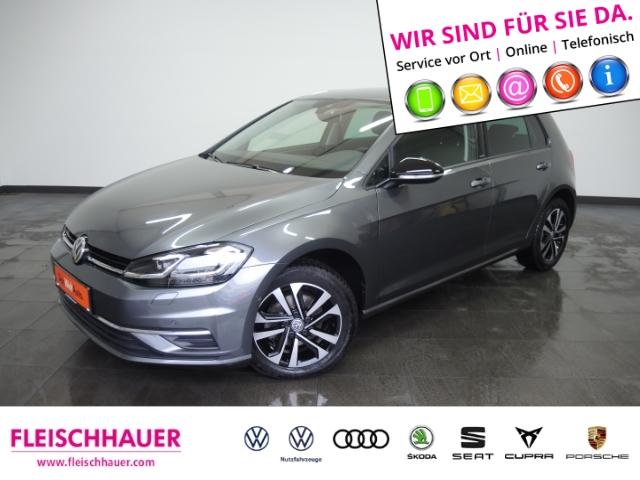 Volkswagen Golf VII IQ.DRIVE 1.0 TSI BMT EU6d-T, Jahr 2019, Benzin