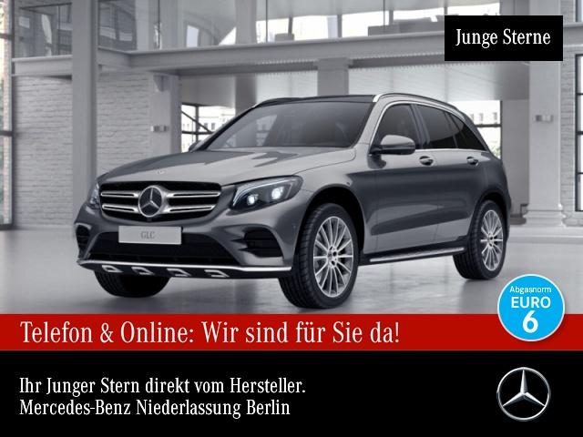 Mercedes-Benz GLC 250 d 4M AMG Fahrass 360° Stdhzg Pano Distr., Jahr 2018, Diesel