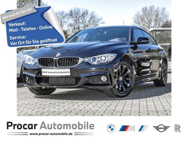BMW 420 Gran Coupe xDrive D M Sport Glasd. 19'' HiFi, Jahr 2017, Diesel
