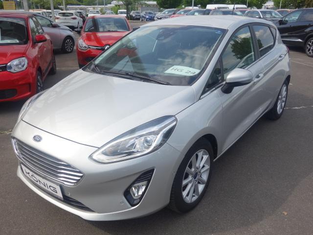 Ford Fiesta 1.0 EcoBoost S&S Automatik Euro 6, Jahr 2018, Benzin