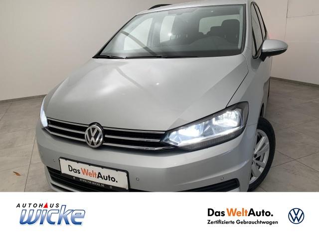 Volkswagen Touran 1.5 TSI DSG Comfortline 7.Sitzer Klima, Jahr 2020, Benzin