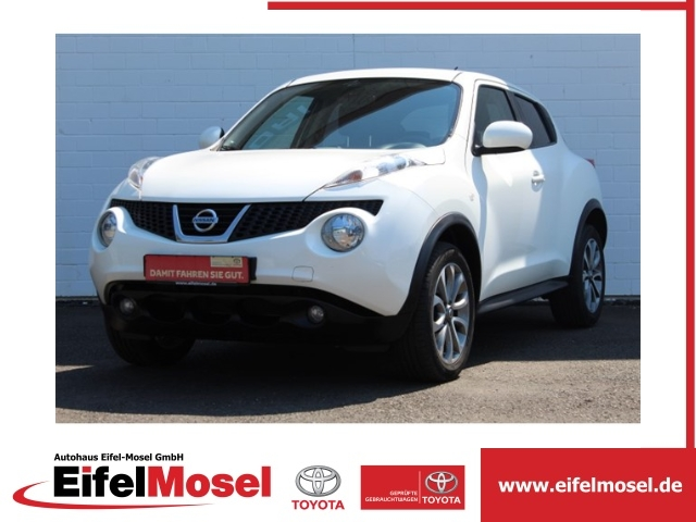 Nissan Juke Tekna 1.5 dCi Navi-Klima-Keyless, Jahr 2013, Diesel