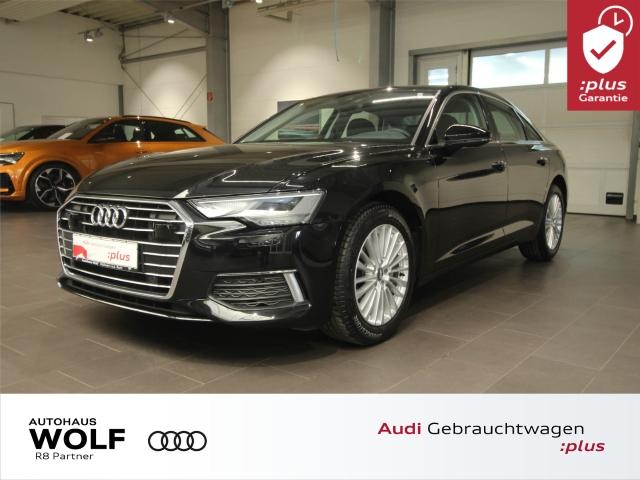 Audi A6 Limousine 40 TDI design LED Navi ACC Kamera, Jahr 2020, Diesel