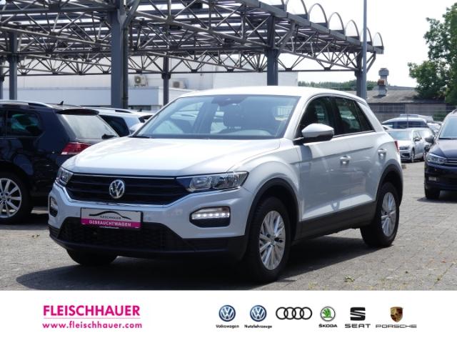 Volkswagen T-Roc Basis 1.0 TSI Klimaautom PDCv+h Spieg. beheizbar, Jahr 2018, Benzin